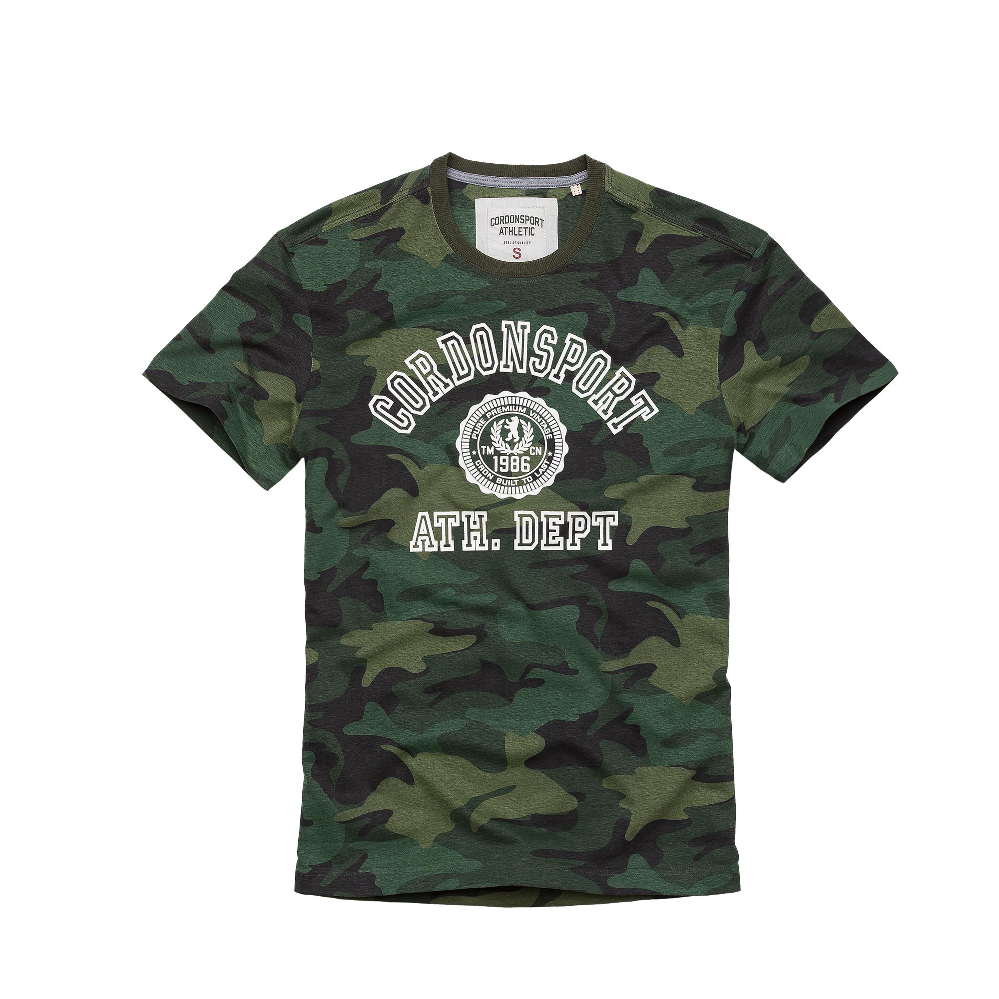 Cordon T-Shirt Strike